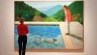 Este cuadro de David Hockney puede romper un récord mundial
