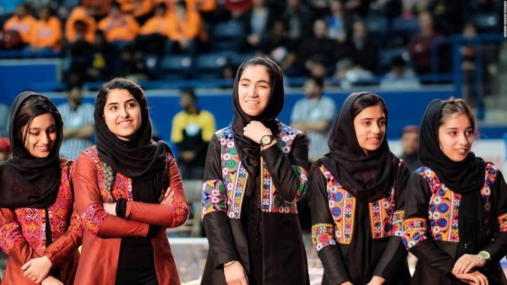 Los peligros de hacer realidad un sueño en Afganistán