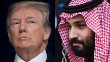 #MinutoCNN: Trump sugiere que no sancionará a Arabia