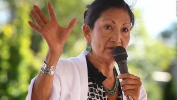 Esta mujer podría ser la primera congresista indígena de EE.UU.