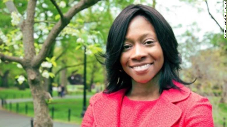 La doctora Fatima Cody Stanford trabaja en el Hospital General de Massachusetts y en la Escuela de Medicina de Harvard.
