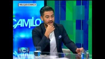 """Borja Voces: """"Marlon me cambió el concepto de la televisión en mi país"""""""