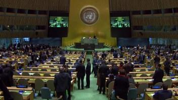 Con 189 votos a favor, la ONU condena el embargo a Cuba
