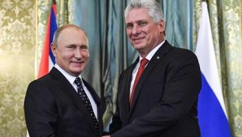 Díaz Canel invita a Putin a Cuba