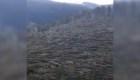 Bosques en Italia fue aplastado por poderosos vientos