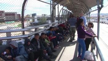En Ciudad Juárez ya hay inmigrantes de la caravana listos para pedir asilo