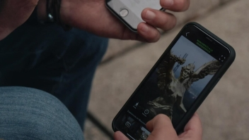 Otra forma de vivir el arte a-lo-milénico en la Ciudad de México, es en ¡modo móvil!