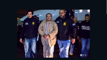 La vida criminal de 'El Chapo' Guzmán