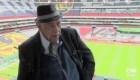 Don Melquiades describe un momento inolvidable en el Estadio Azteca
