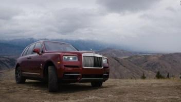 La camioneta todo terreno Rolls-Royce más cara del mundo