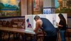 Latinos en EE.UU. reaccionan ante resultados electorales