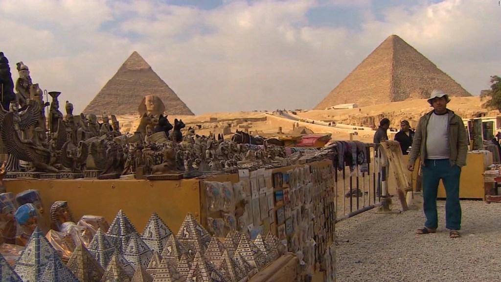 Hallan rampa de 4.500 años de antigüedad en Egipto