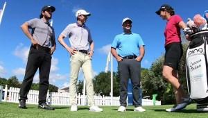 Todo México en un solo campo de golf, Lorena conversa con los mexicanos de la PGA