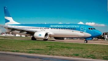 ¿Cuántos empleados tienen otras aerolíneas?