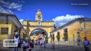 Escápate al pueblo mágico de Antigua