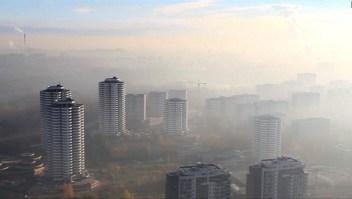 Polonia tiene uno de los peores aires del planeta