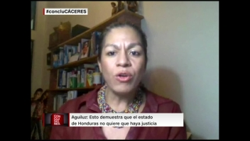 Fernando del Rincón: ¿Se busca encubrir a los autores del crimen de Berta Cáceres?