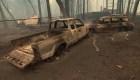 El peor incendio forestal en la historia de California