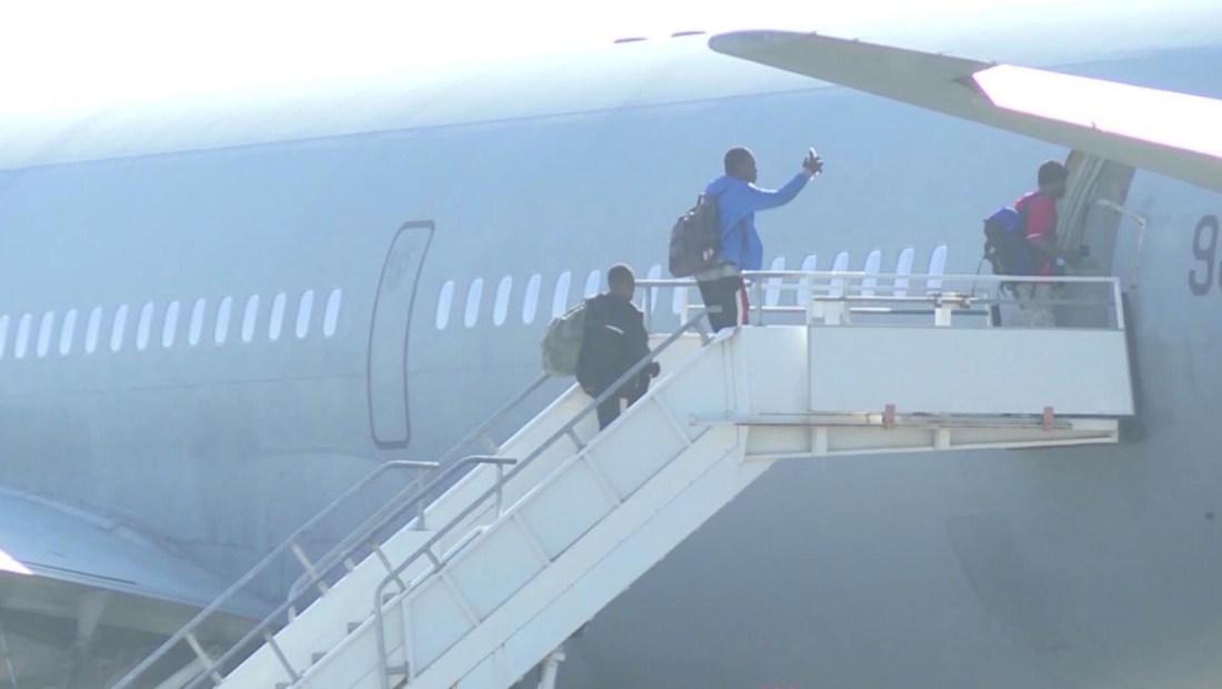 Chile repatria 175 inmigrantes haitianos