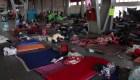 Guadalajara recibe a gran parte de la caravana de migrantes