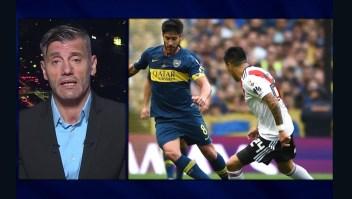 Sergio Goycochea analiza la vuelta de la gran final de la Copa Libertadores