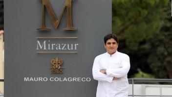"""Chef Mauro Colagreco: """"Tuve muchas noches y días sin comensales"""""""