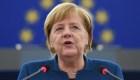 Canciller alemana propone un ejército europeo