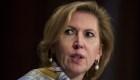 Mira Ricardel, viceasesora de Seguridad Nacional, sale de la Casa Blanca