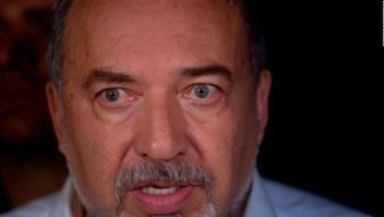 Tregua entre palestinos e israelís causa la renuncia de Avigdor Lieberman