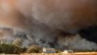 Nubes pirocúmulo, el fenómeno que crean los incendios forestales