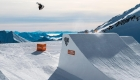 Esta mujer logró una pirueta casi imposible en snowboard