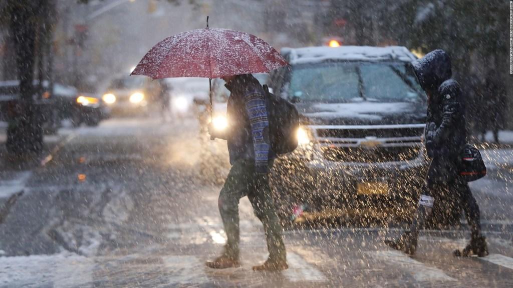 Fuerte tormenta invernal en EE.UU. deja varias muertes
