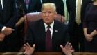 Trump reacciona a fallo del juez que da una victoria a CNN