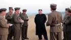 Corea del Norte prueba un arma misteriosa