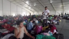 Residentes de Tijuana divididos por llegada de la caravana