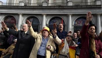 ¿Se está reavivando el espíritu franquista en España?