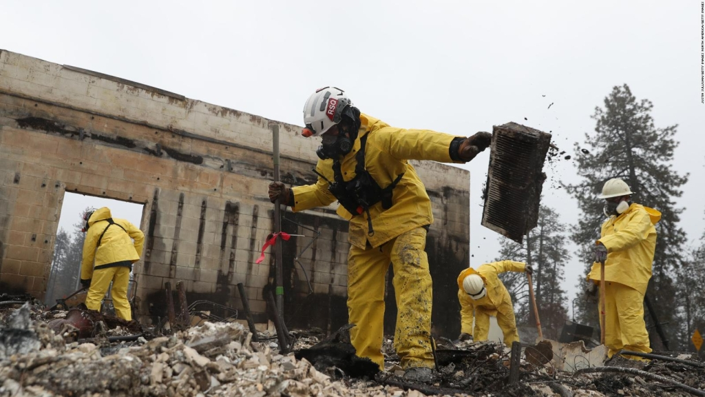 Incendios en California: los peligros que vienen con las lluvias