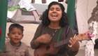 ¿Cómo se está extendiendo la alegría de la música a los de la Caravana?