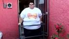 Estas personas rompieron récords por su peso