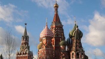 #LaImagenDelDía: una capilla en Moscú abre sus puertas, luego de un siglo