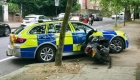 Así combate la policía de Londres a los ladrones en motocicleta