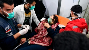 Siria responsabiliza a rebeldes de ataque químico