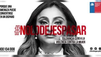 Emotiva campaña sobre violencia contra la mujer en Chile