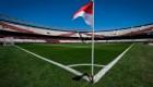Suspenden indefinidamente la final de la Copa Libertadores
