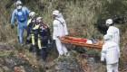 Las imágenes de la masacre que sacude a Japón