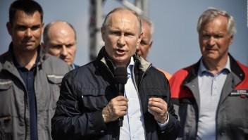 Vuelve la tensión en Crimea: ¿está Putin probando a Trump y al Occidente?