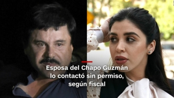 #MinutoCNN: Esposa del Chapo lo contactó sin permiso, según fiscal