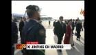 El líder de China comienza una gira mundial por 4 países en España