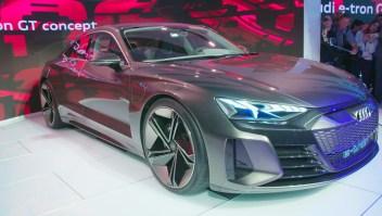 Así es el último prototipo de auto eléctrico de Audi