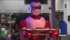 Este robot puede ser tu mesero